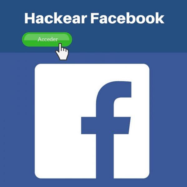 Acceder a la pagina para hackear facebook