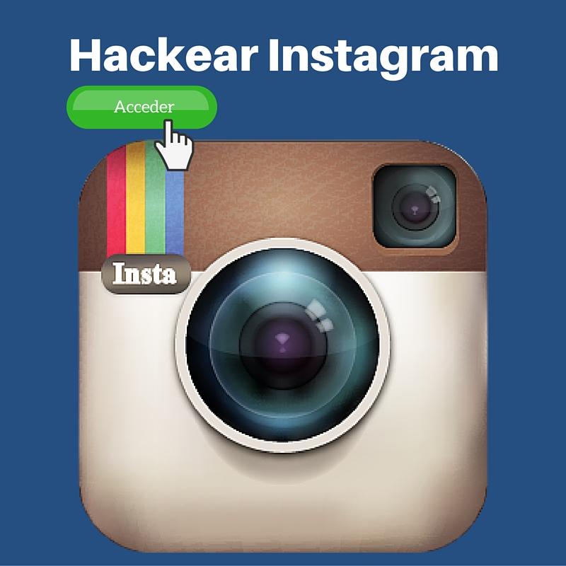 Hackeando perfil de Instagram... por favor espera....
