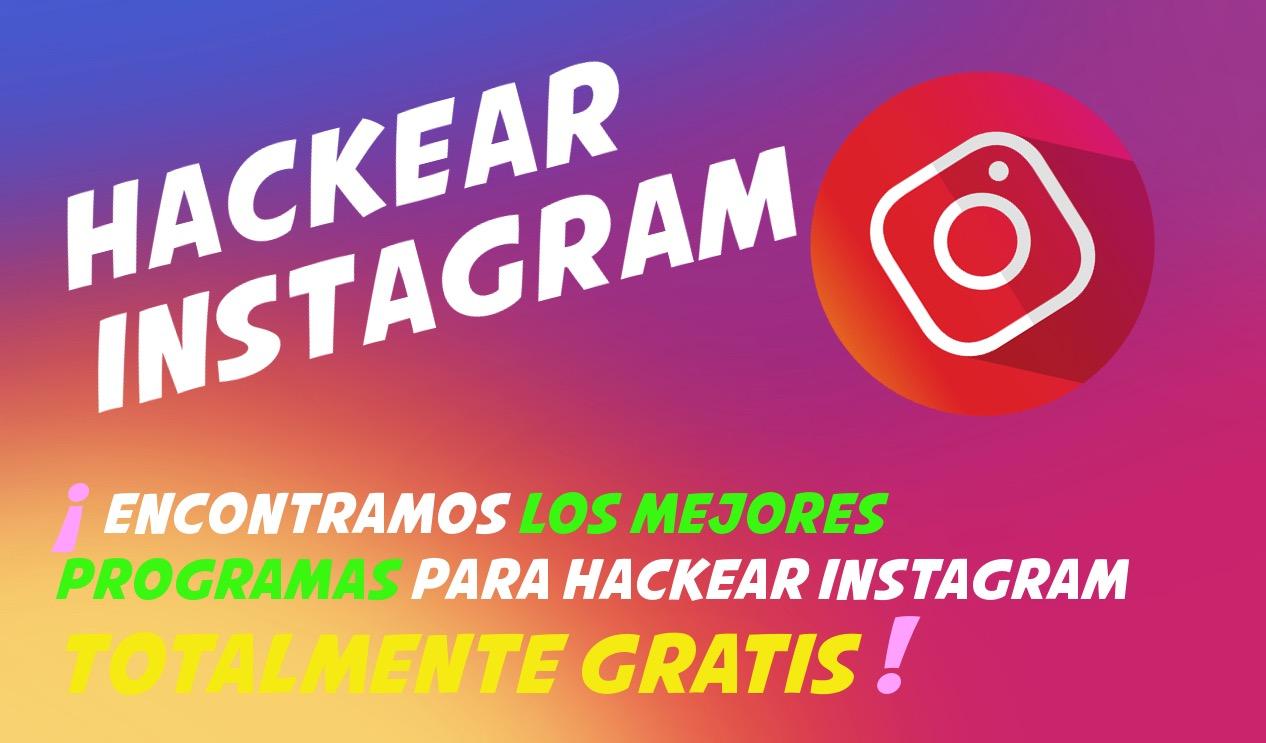 como hackear cuentas de instagram